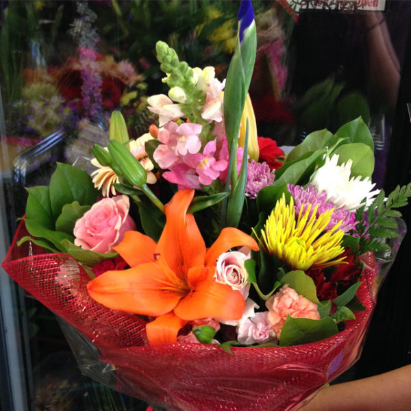 Mixed Flower Bouquet – MARIAM´S FLOWERS